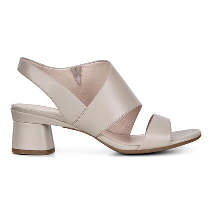 ECCO Elevate 45 Block Heel Women's Sandals