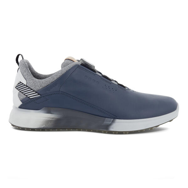 ECCO Men's Golf S-Three Golf Shoe