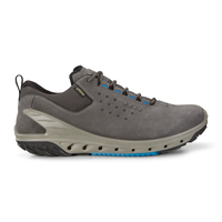 ECCO Men's Biom Venture Leather Gore-tex Tie Hiking Shoe (Dark Shadow)