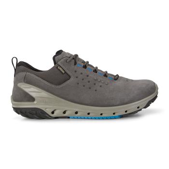 ECCO Men's Biom Venture Leather Gore-tex Tie Hiking Shoe