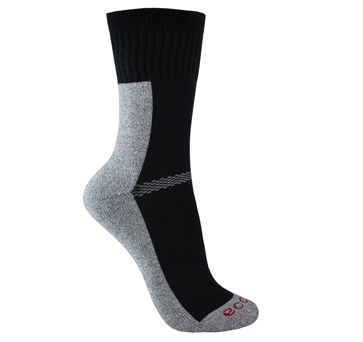 ECCO Womens CoolMax Crew Sock