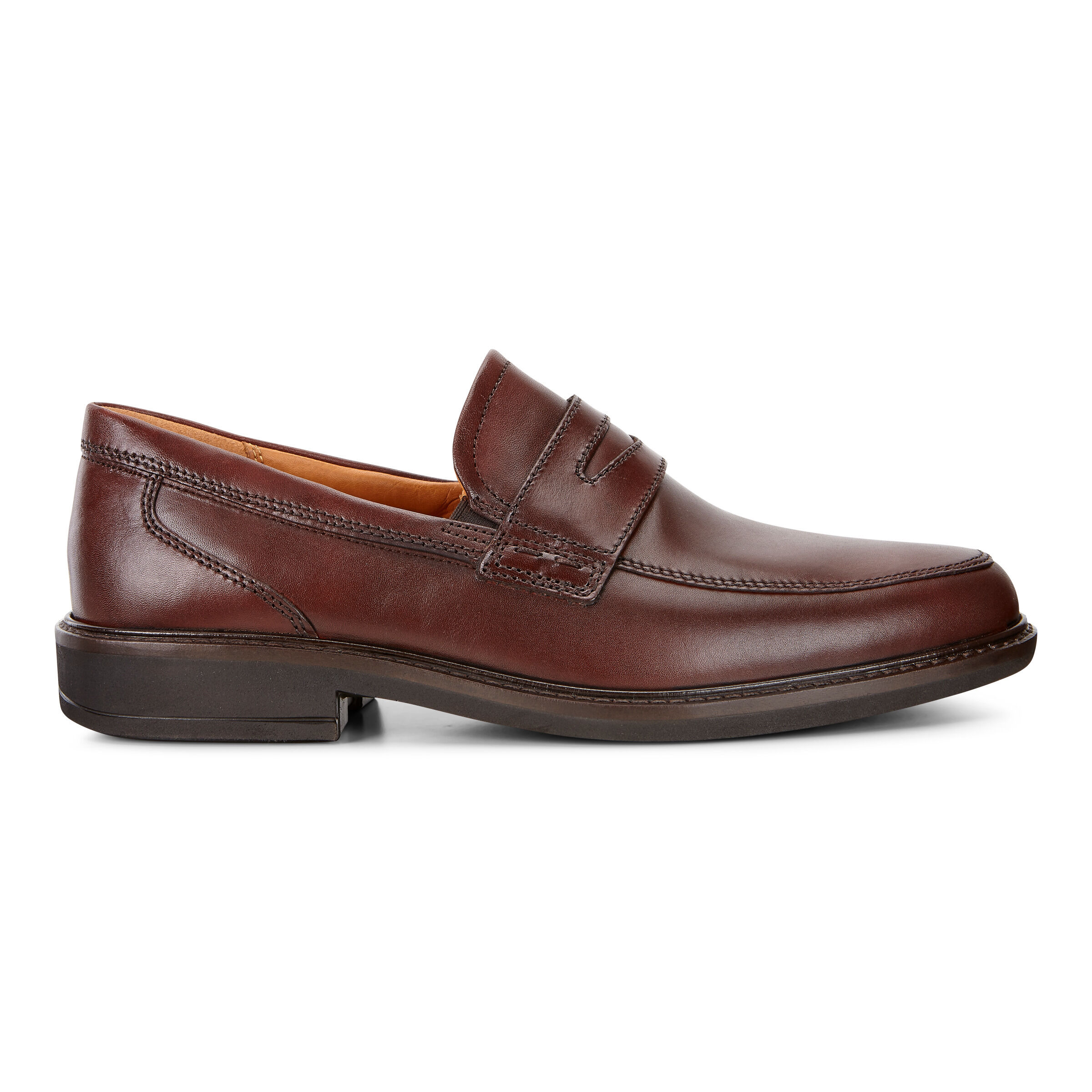 ecco penny loafer