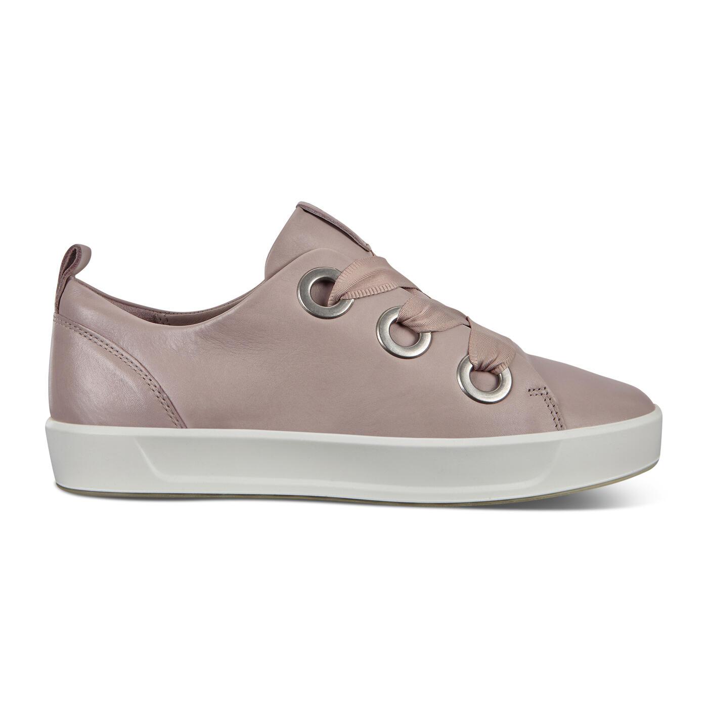 ECCO Soft 8 Women's 3-Eyelet Sneakers