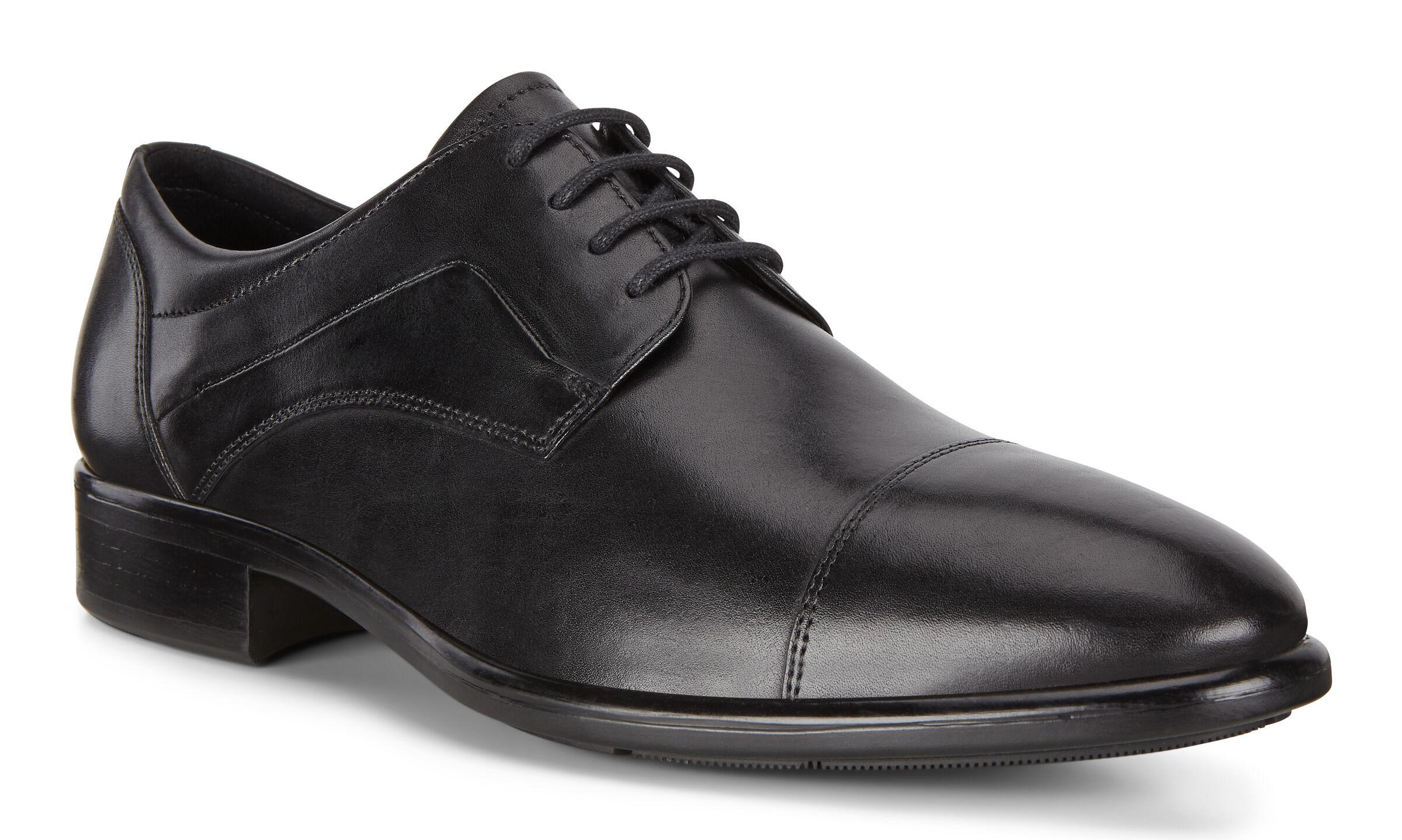 ECCO Citytray Mens Derby Shoe