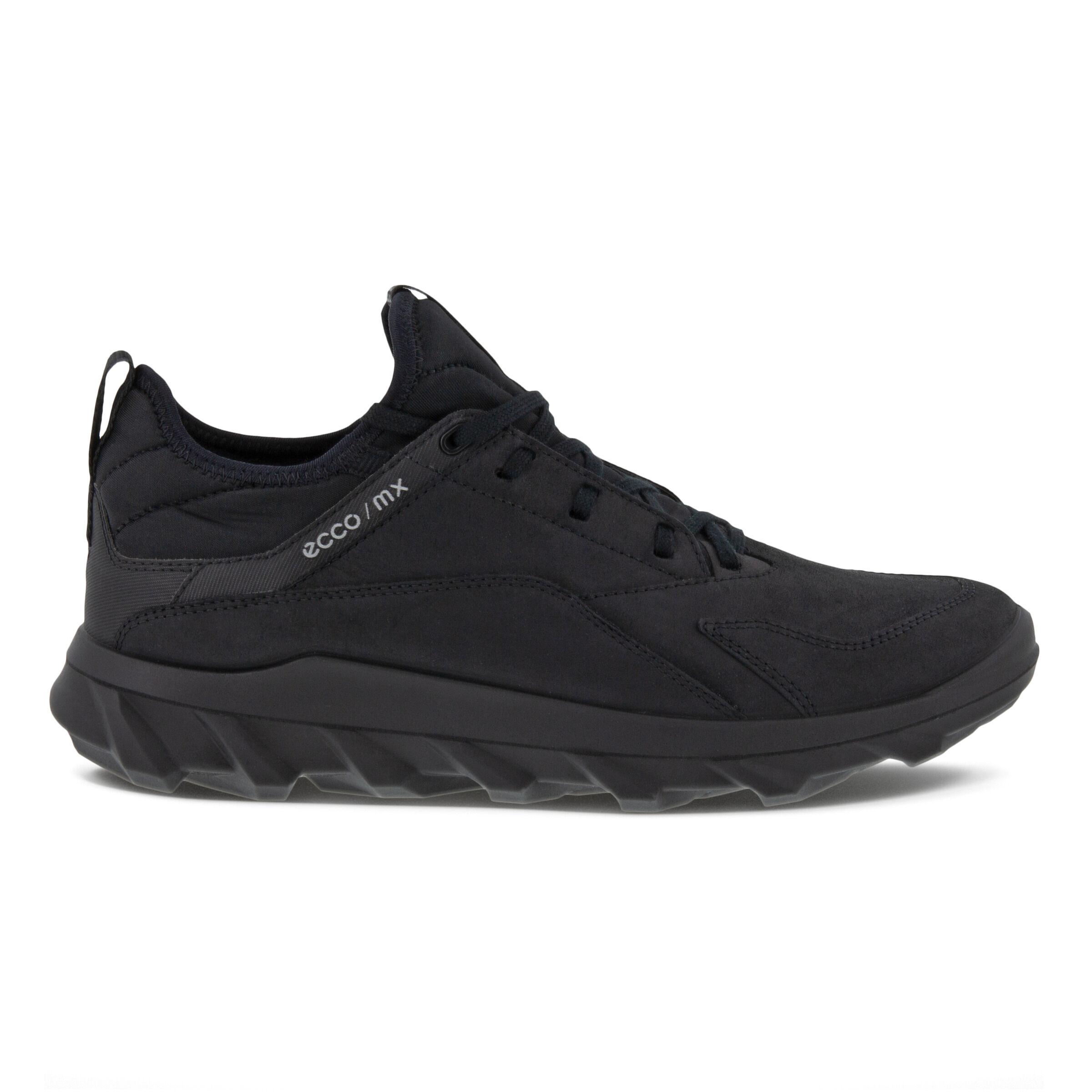 에코 ECCO MX Mens LOW Outdoor Shoes,BLACK