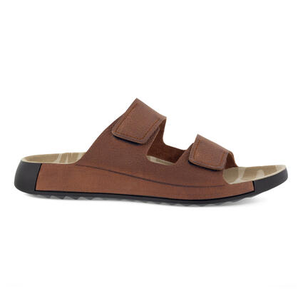 ECCO 2ND COZMO MEN'S TWO BAND SLIDE