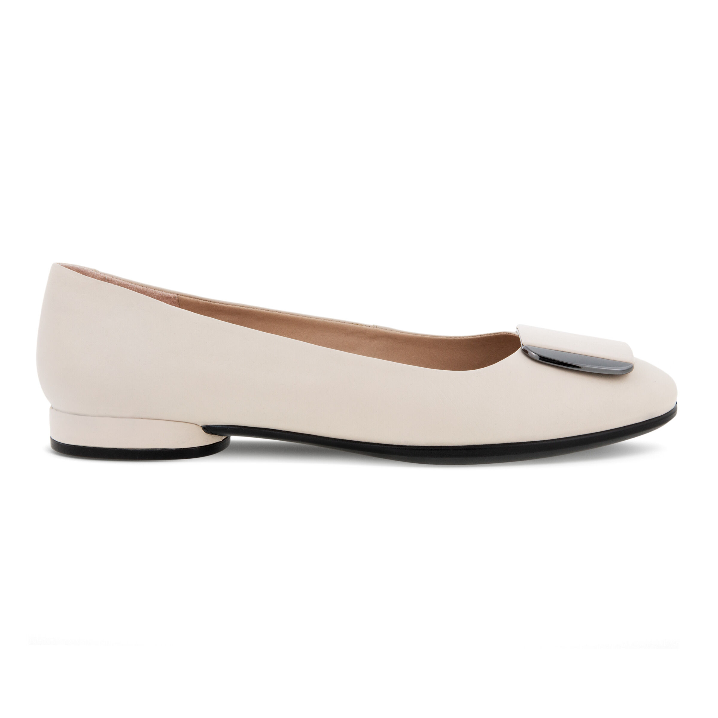 에코 ECCO Anine Womens Ballerina Shoes,LIMESTONE