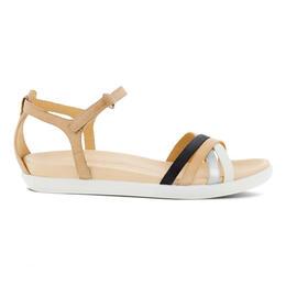 ECCO SIMPIL SANDAL Flat Women's Criss-Cross Sandal