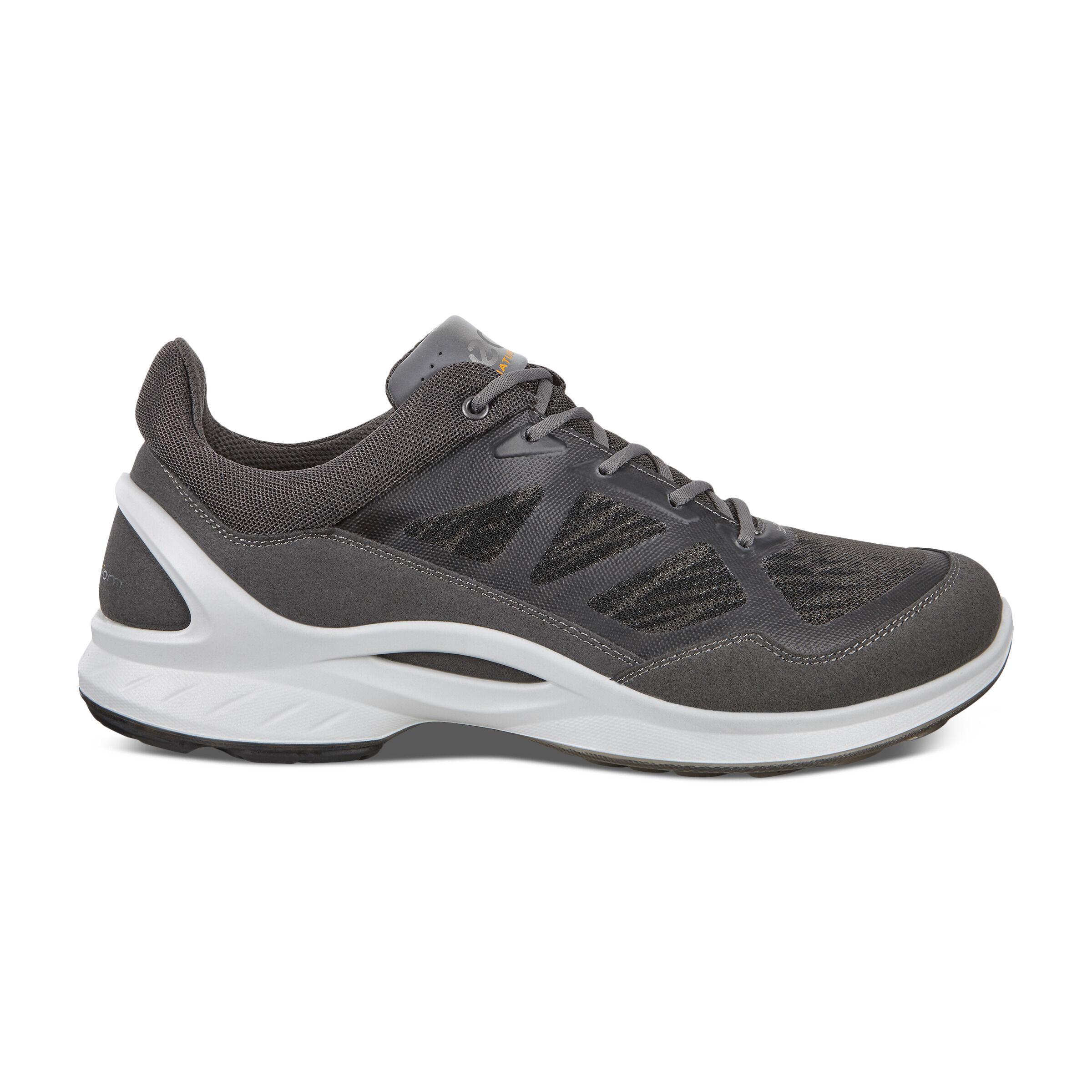ECCO BIOM Fjuel M Outdoor Shoe Sneakers Size 10/10.5 Dark Shadow