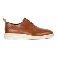 ECCO St. 1 Hybrid Lite Plain-Toe Derby Shoes