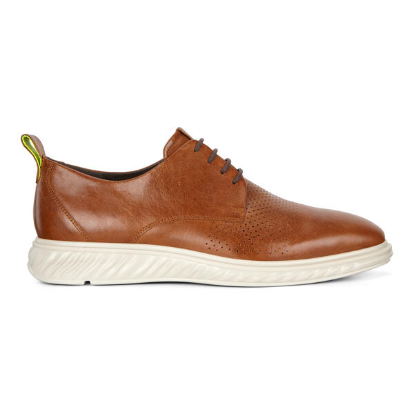 ECCO St. 1 Hybrid Lite Plain-Toe Derby Shoes