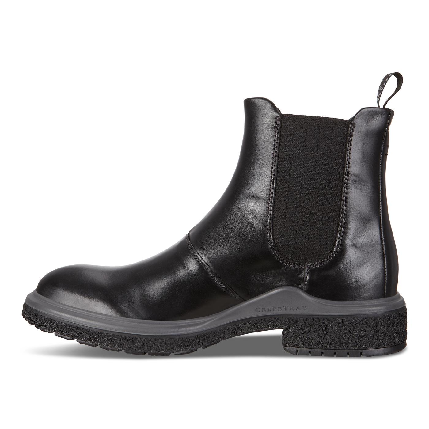 ECCO Mens Crepetray Low Boot