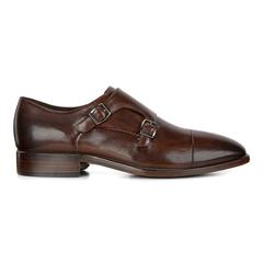 ECCO Vitrus Mondial Double Monk Men's Strap Shoes