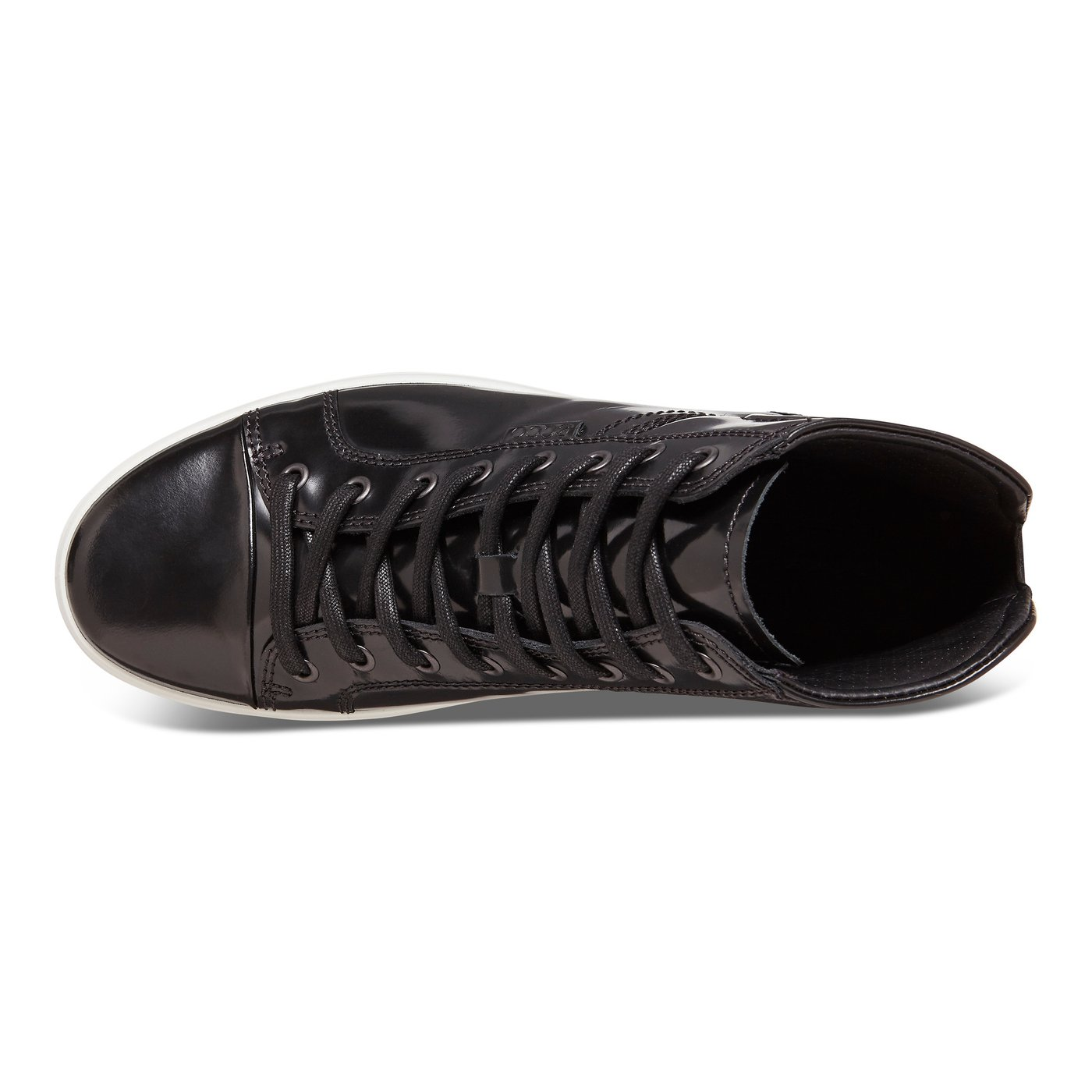 ECCO Mens Soft 7 Luxe High Top