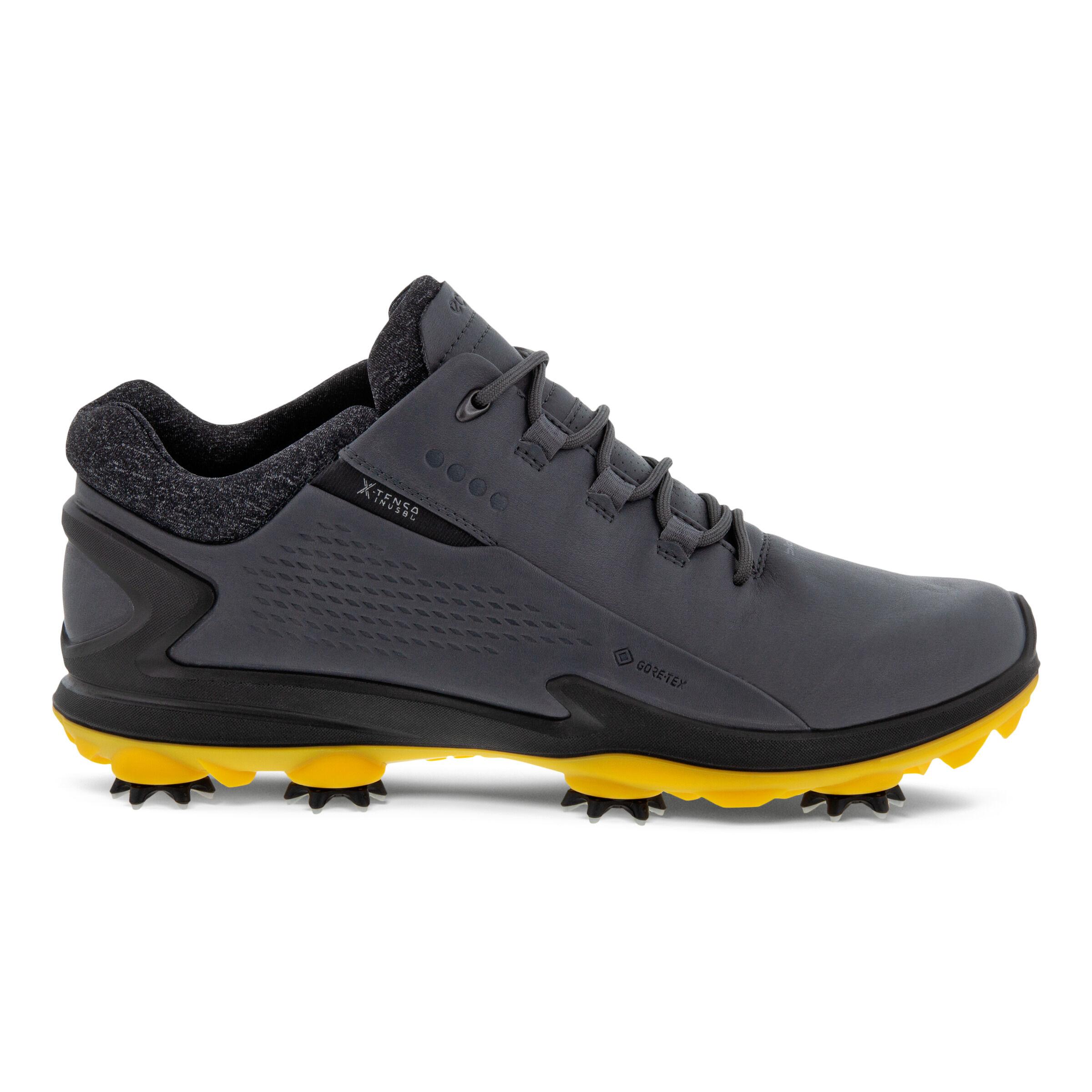 에코 맨 골프화 ECCO Mens BIOM G3 Cleated Golf Shoes,MAGNET