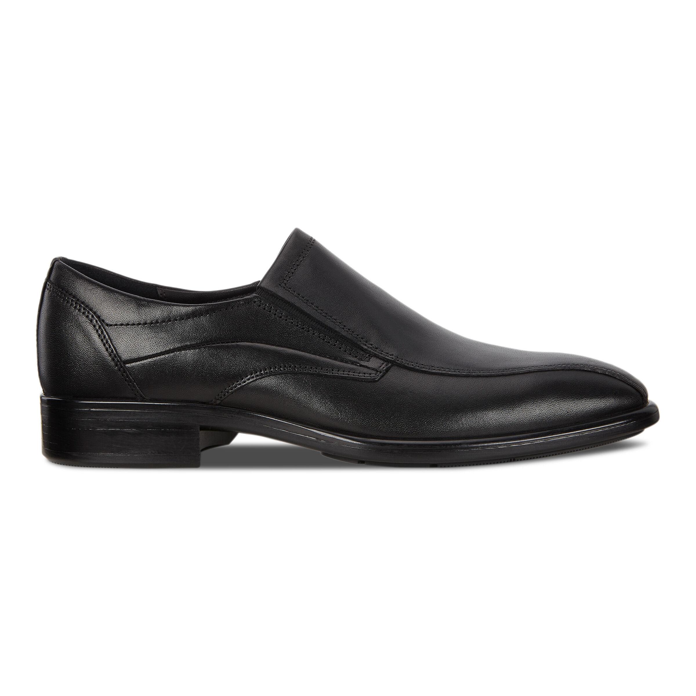 에코 ECCO CITYTRAY Mens Slip On Shoe,black