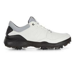 에코 ECCO Mens Cleated Golf Strike Shoes