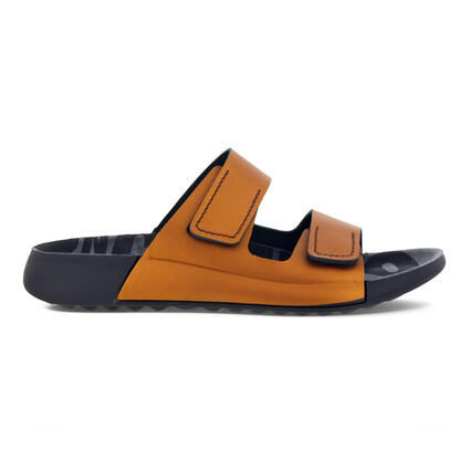 ECCO 2ND COZMO WOMEN'S TWO BAND SLIDE