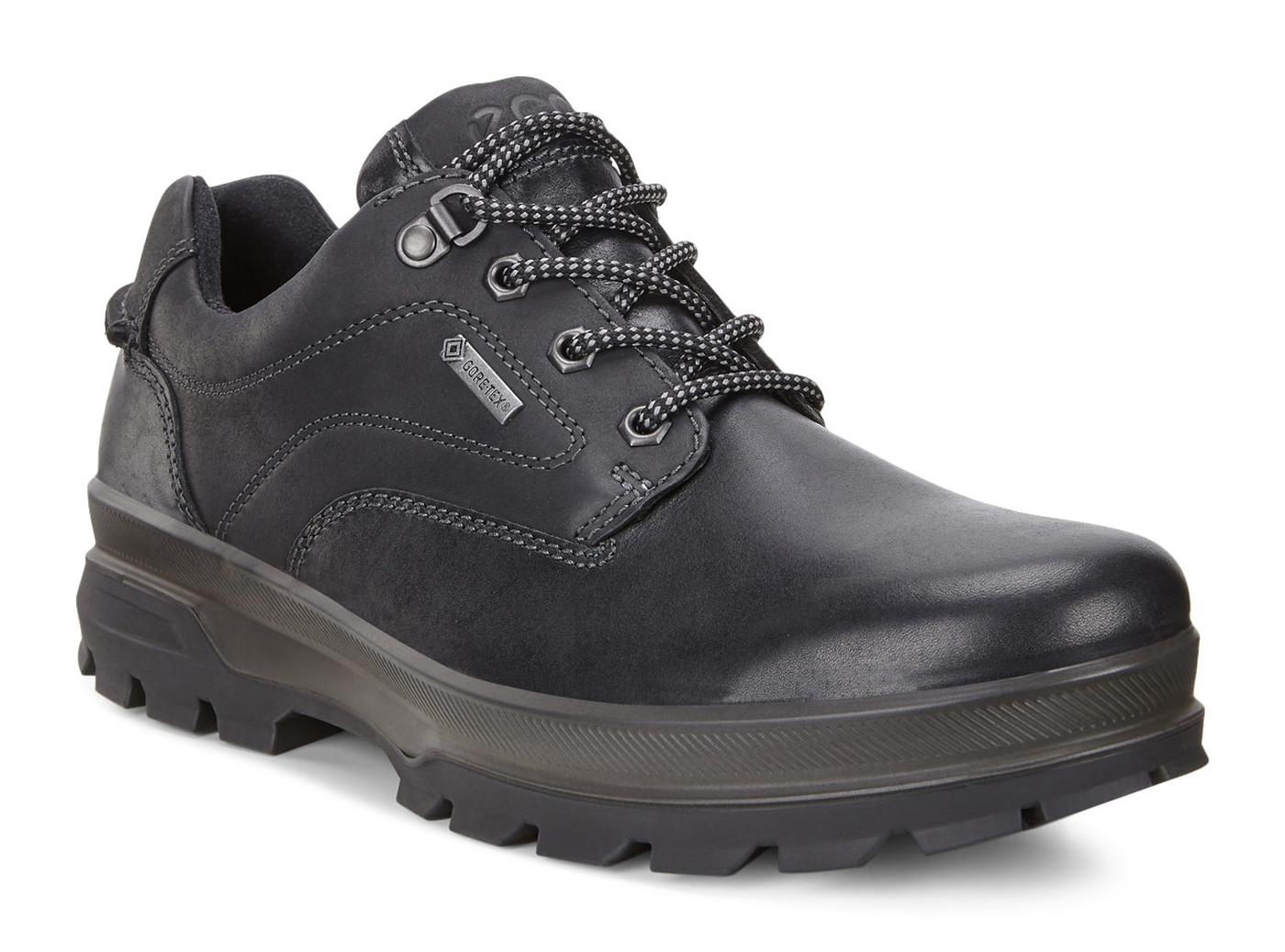 ECCO Mens Rugged Track GTX Tie