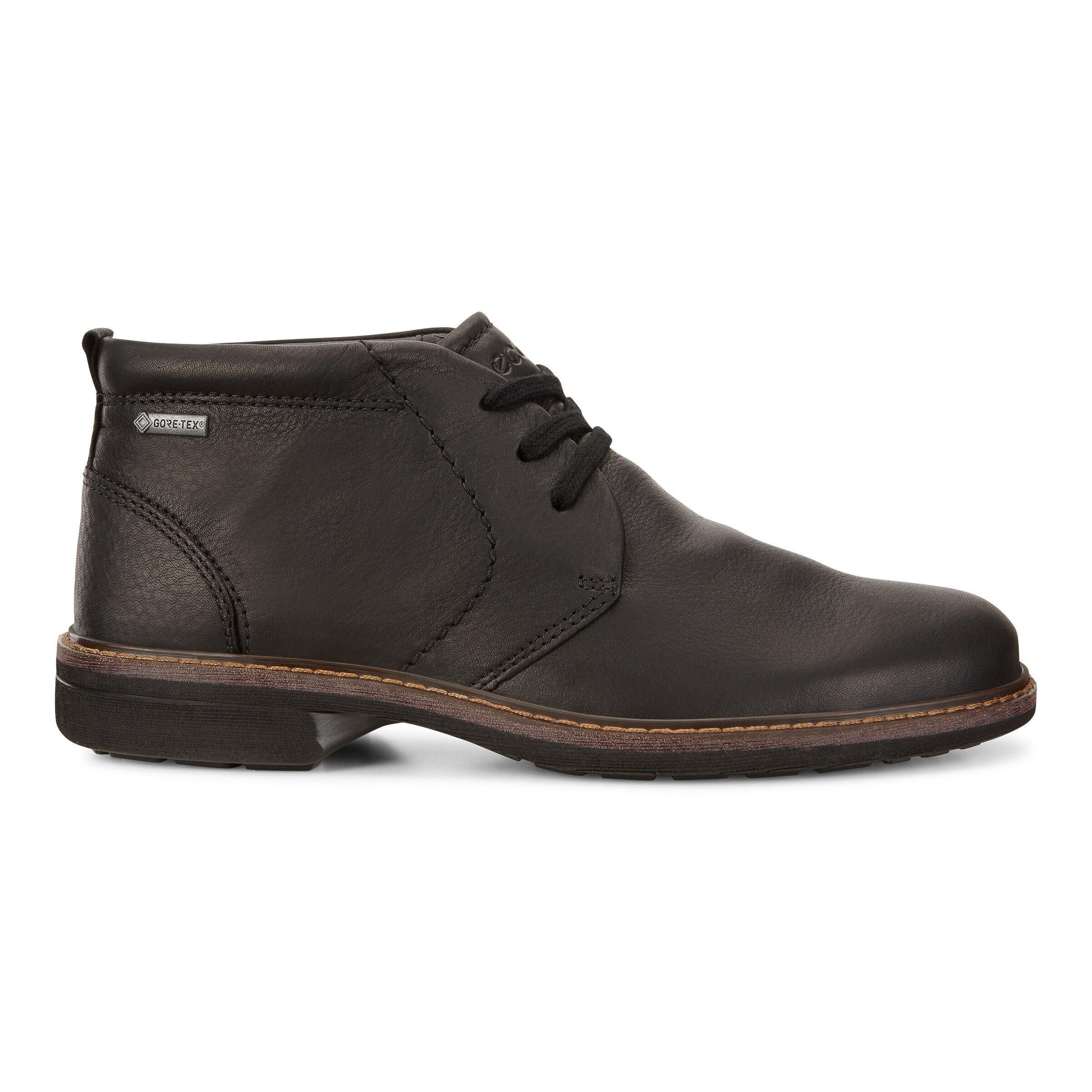 ECCO Turn GTX Chukka Tie | Men's Boots