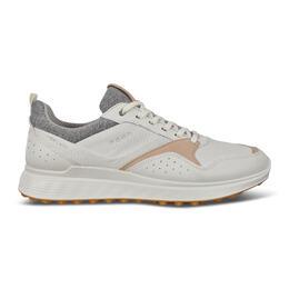 에코 ECCO Mens Spikeless S-Casual Golf Shoes