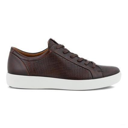 ECCO SOFT 7 Men's Laced Shoes