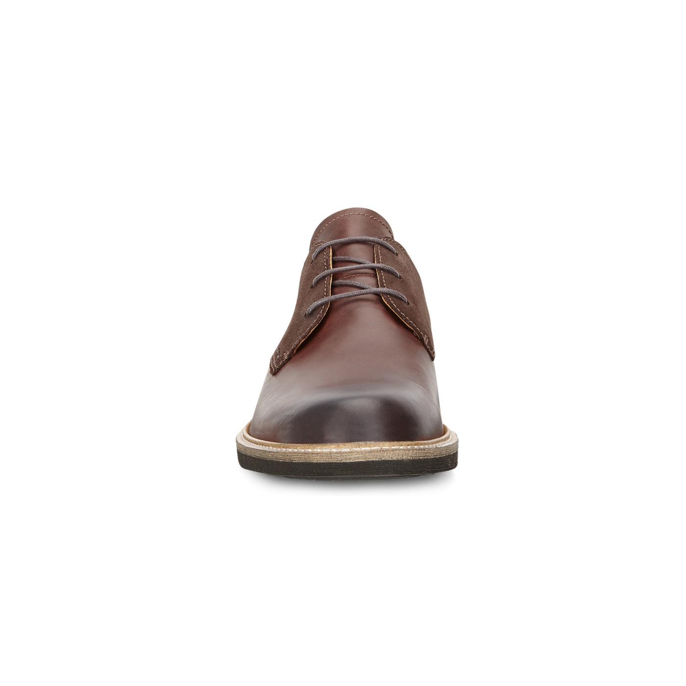 ECCO Kenton Plain Toe Tie