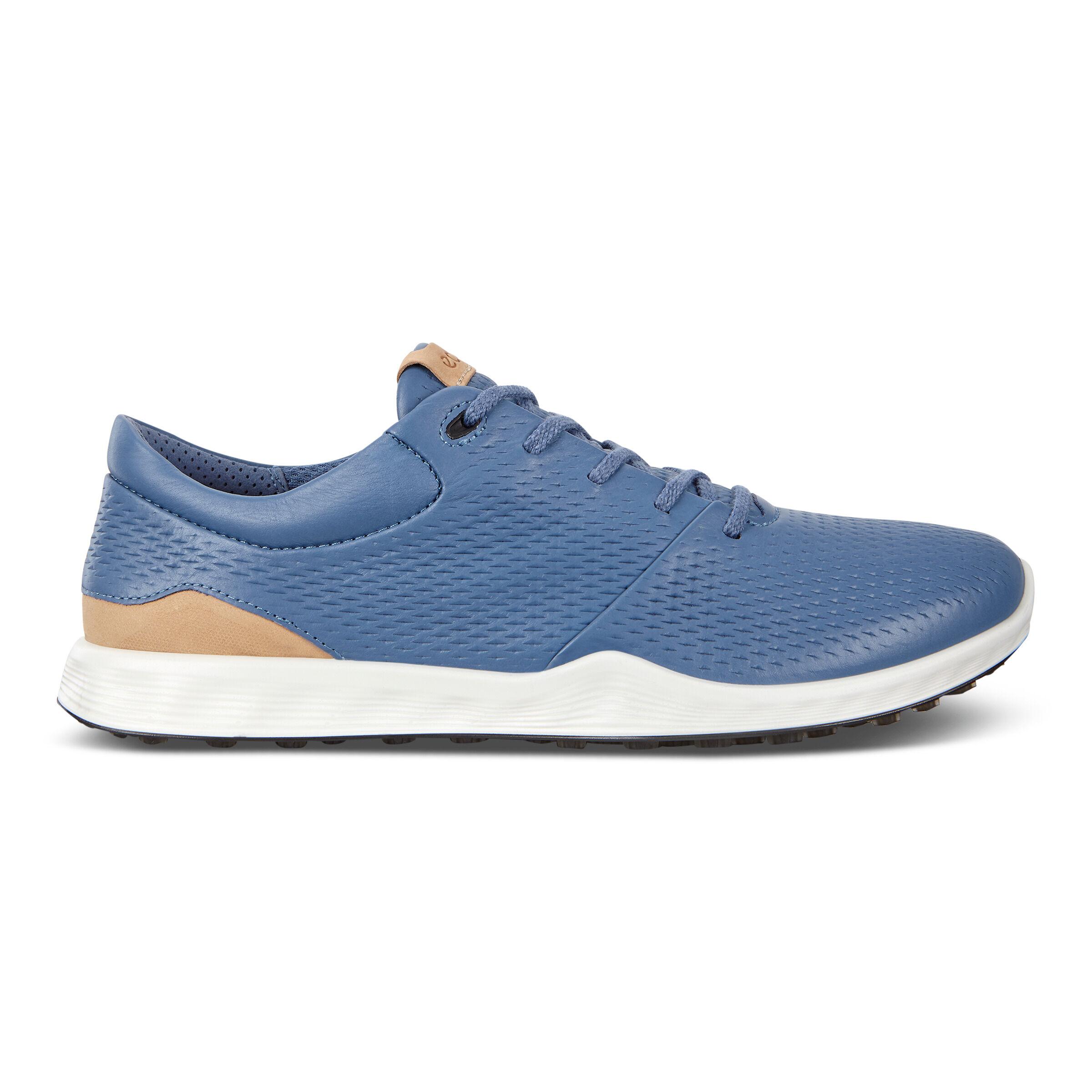 에코 우먼 골프화 ECCO W GOLF S-LITE Golf Shoe,retro blue