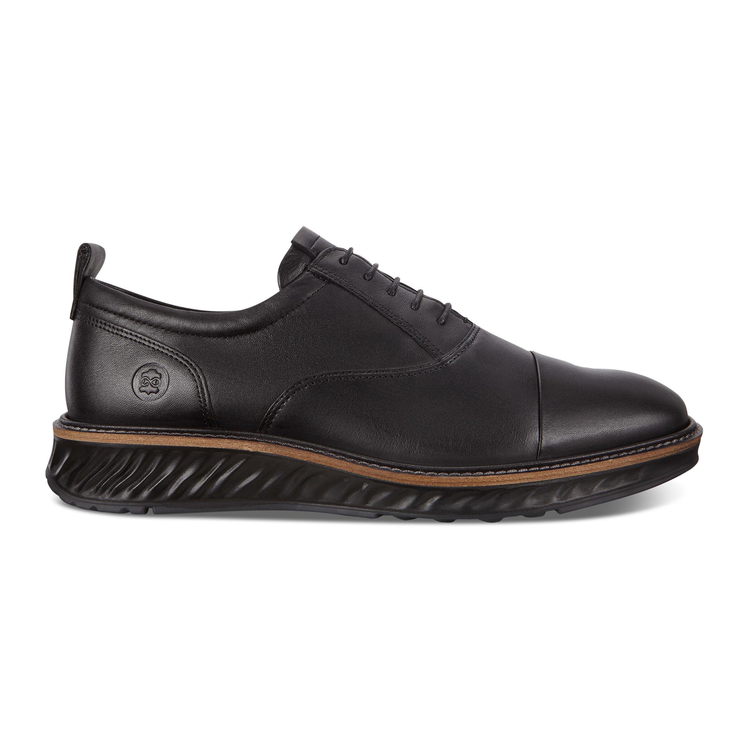 ECCO ST.1 Hybrid Cap-toe Oxford Mens Shoes