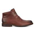 ECCO Kenton Plain Toe Mens Boot (Mink)