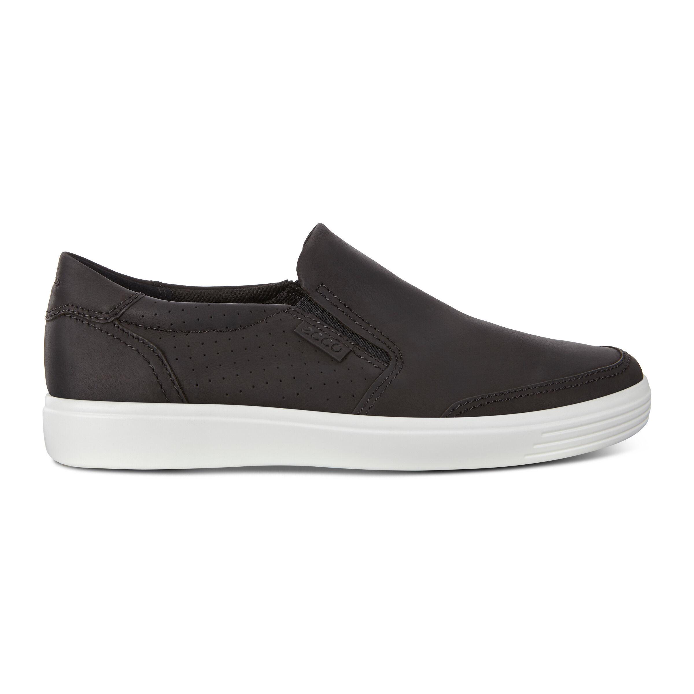 ECCO Soft 7 Mens Slip On Sneaker