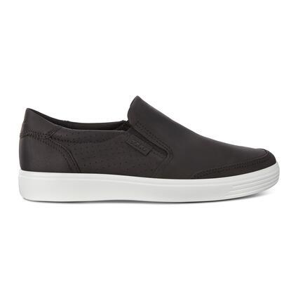 ECCO Soft 7 Men's Slip-On Sneakers