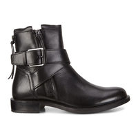 Deals on Ecco Womens Sartorelle 25 Buckle Boot