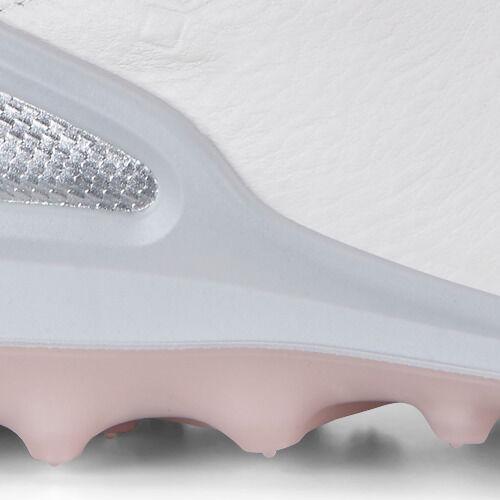white/silver pink
