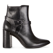 ECCO Shape 75 Block Boot (Black)