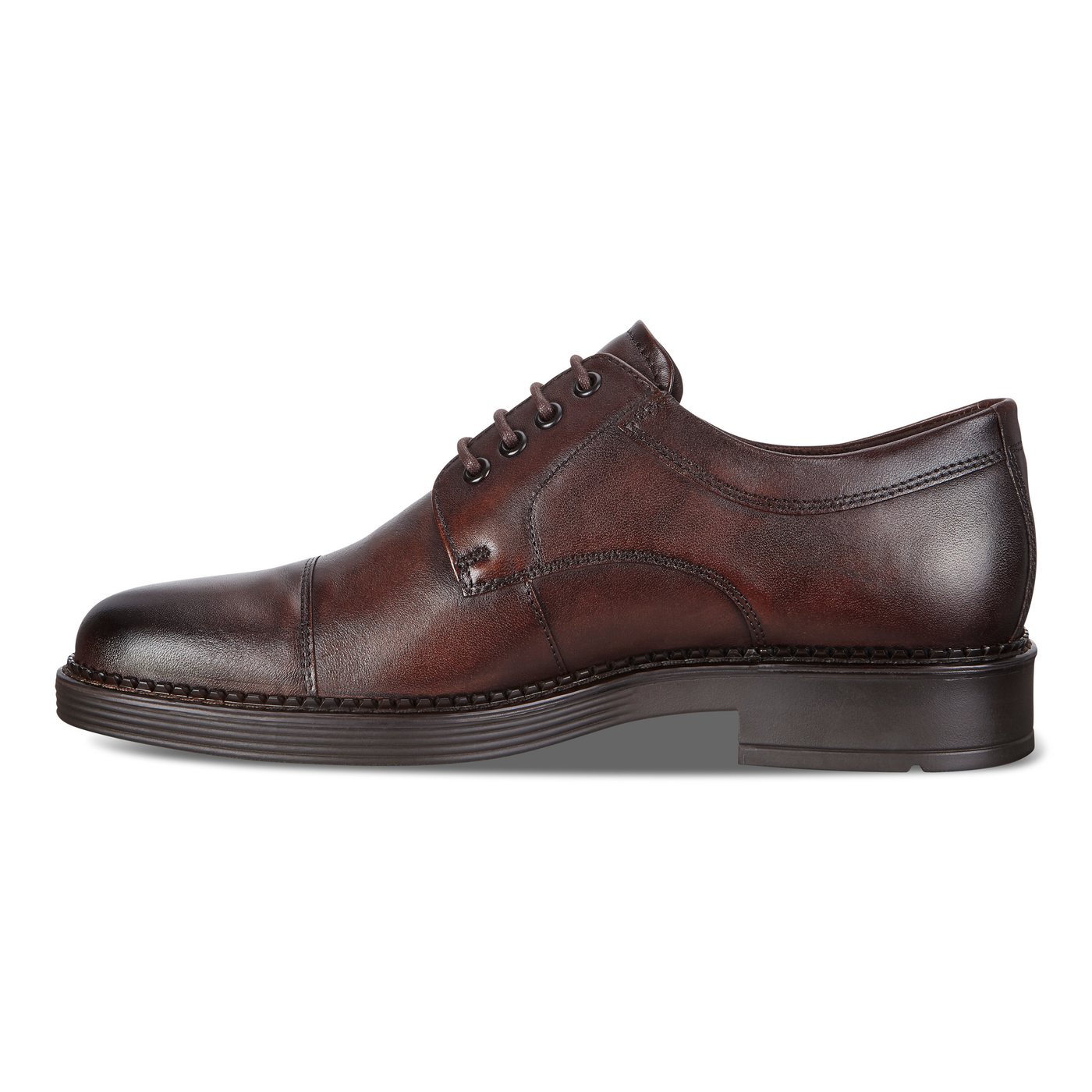 ECCO Newcastle Cap Toe Tie
