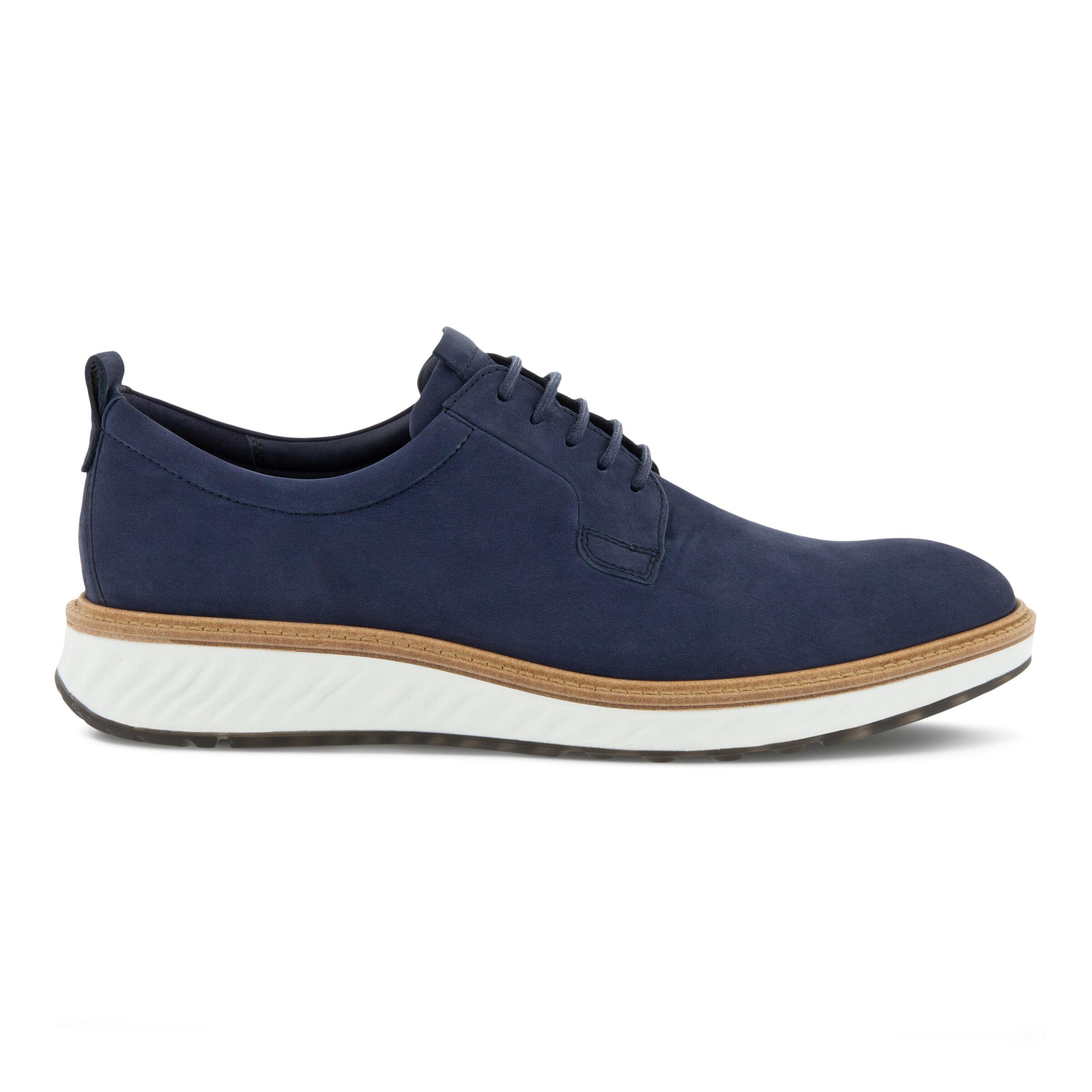 에코 ECCO ST.1 Hybrid Shoe Mens Derby Shoes,NIGHT SKY