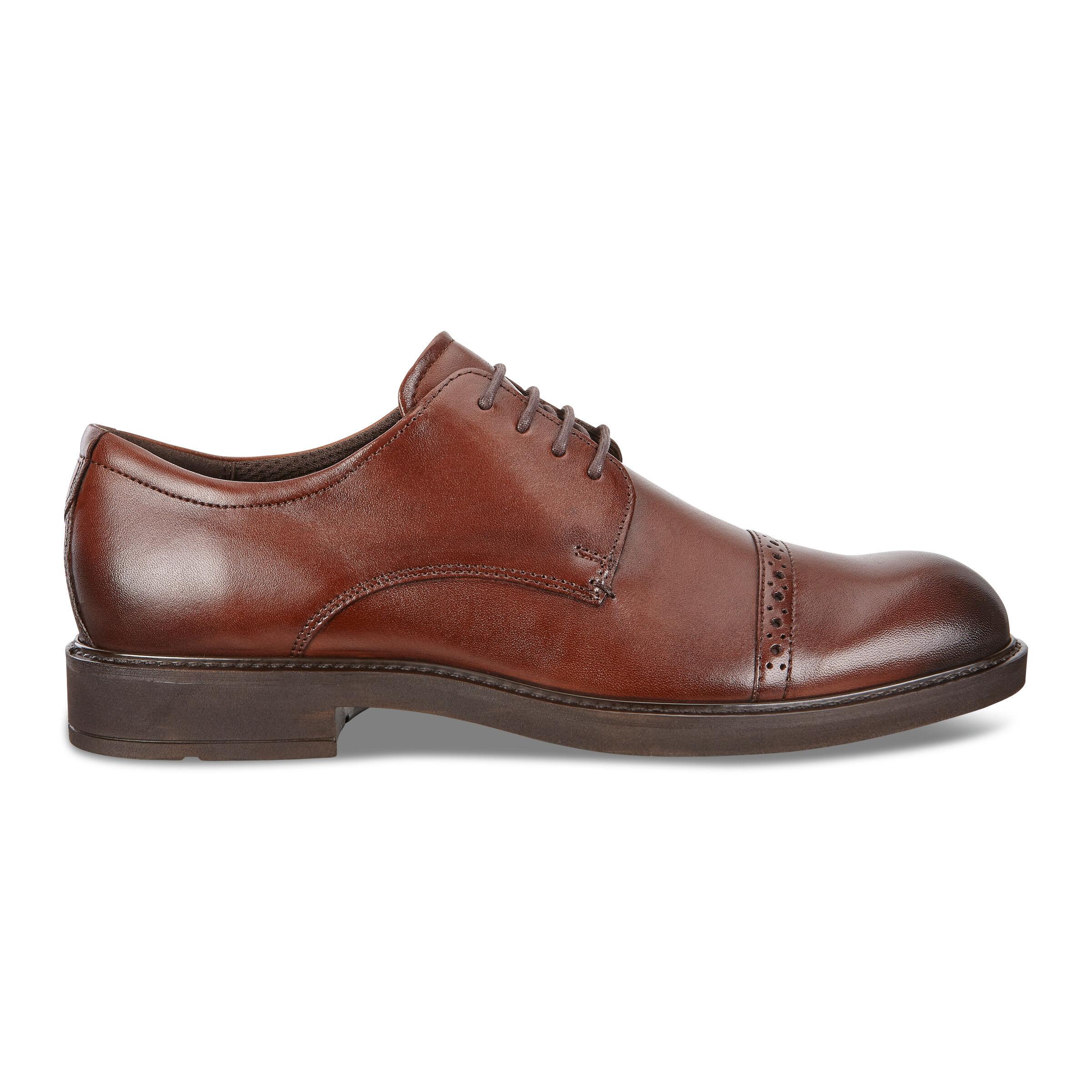 에코 맨 옥스포드 슈즈 ECCO VITRUS III Shoe,cognac
