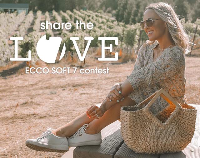 SHARE THE LOVE ECCO SOFT 7 CONTEST