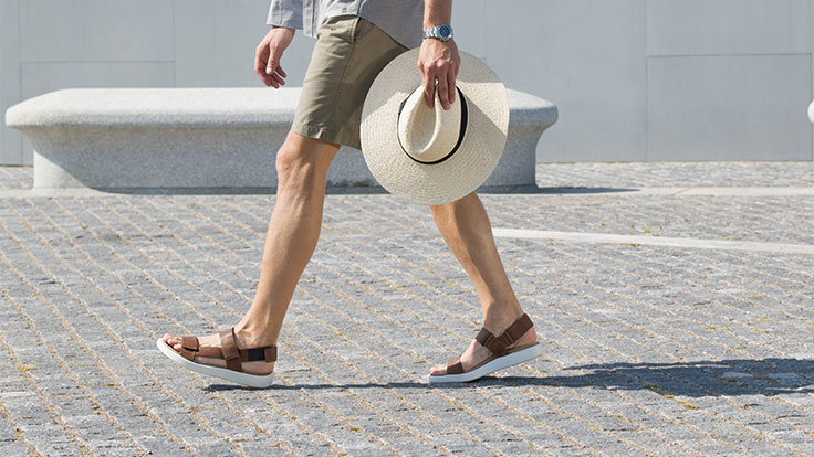 Men S Sandals Ecco Shoes