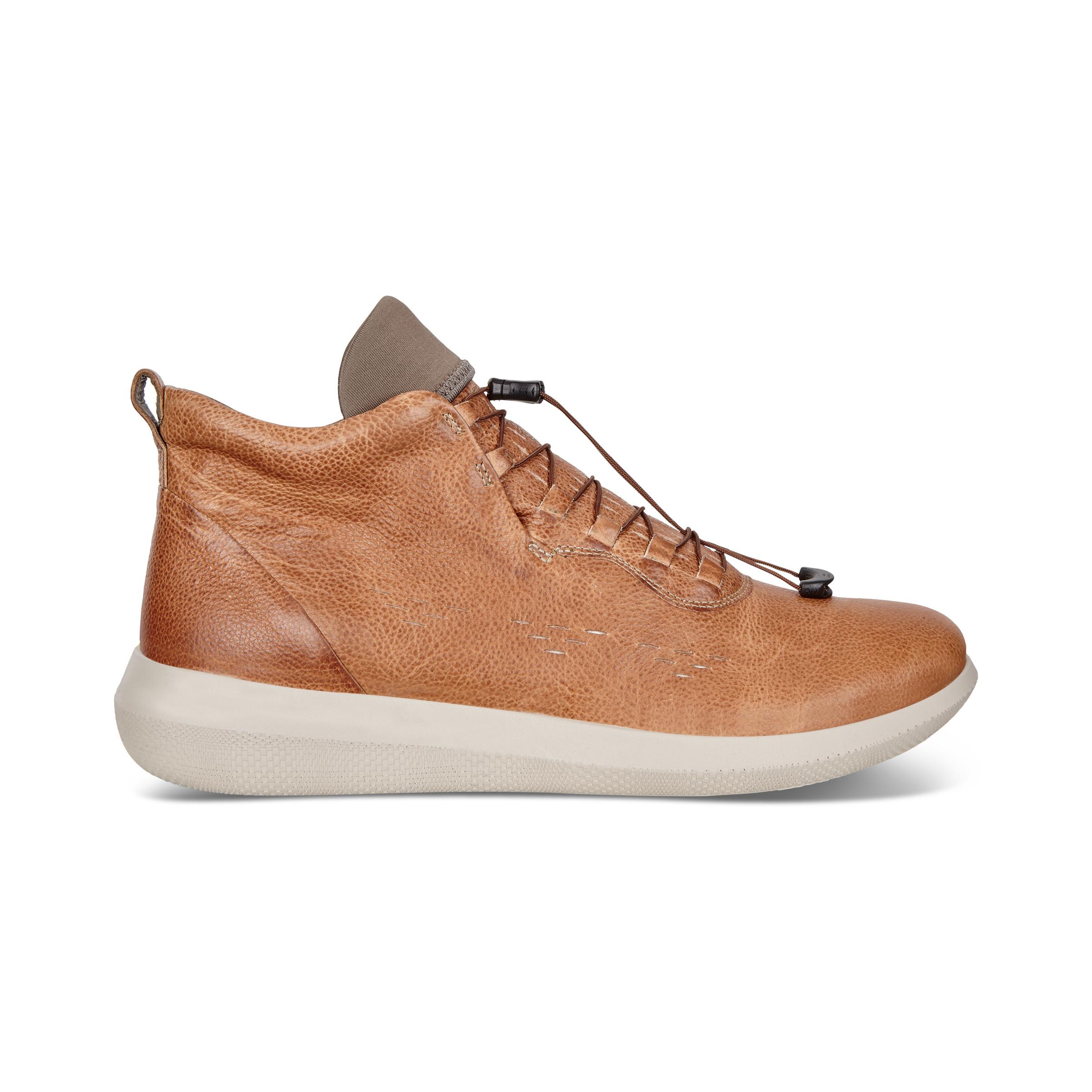 ECCO Mens Scinapse High Top Sneakers Size 11-11.5 Volluto