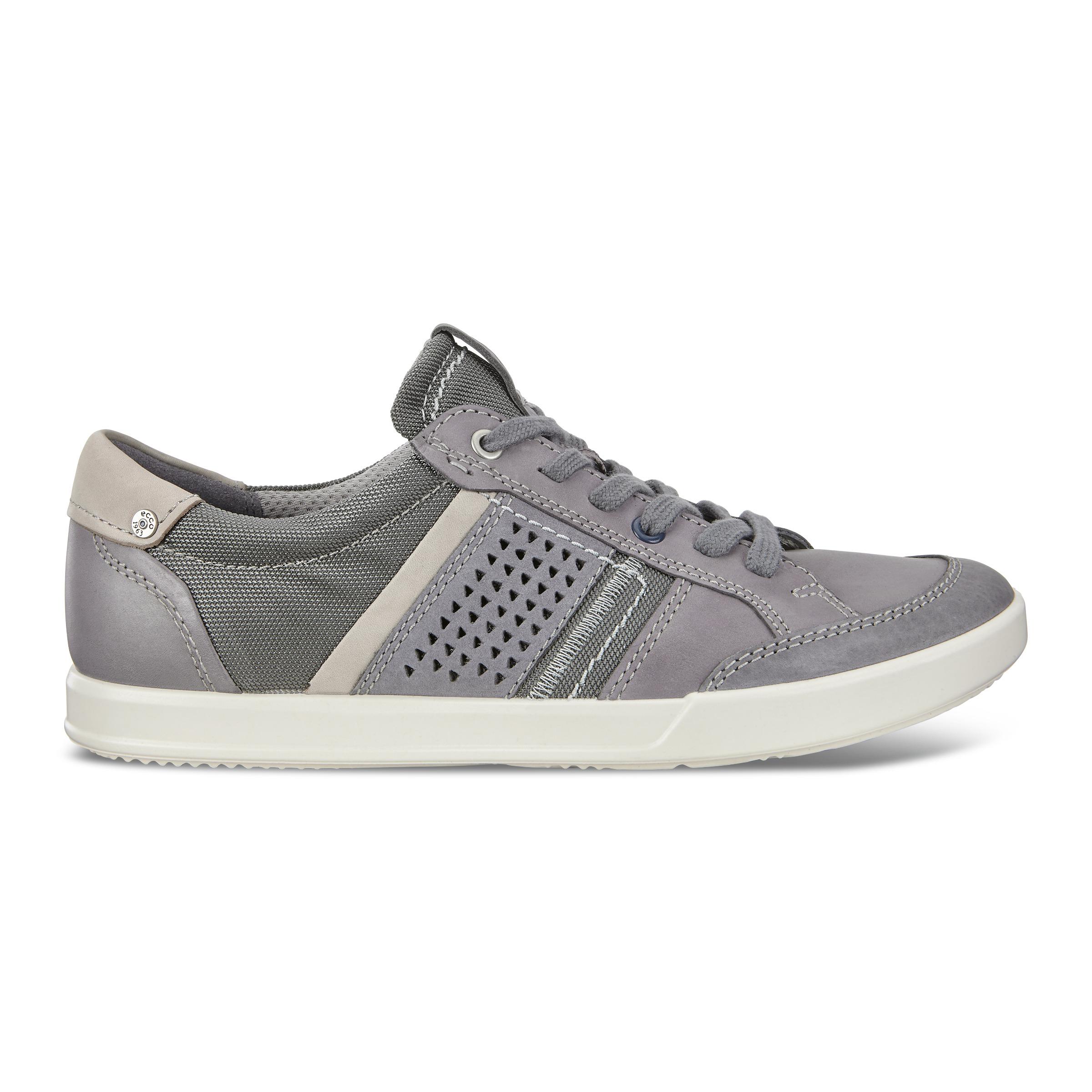 ECCO Collin 2.0 Sneaker Size 10-10.5 Titanium