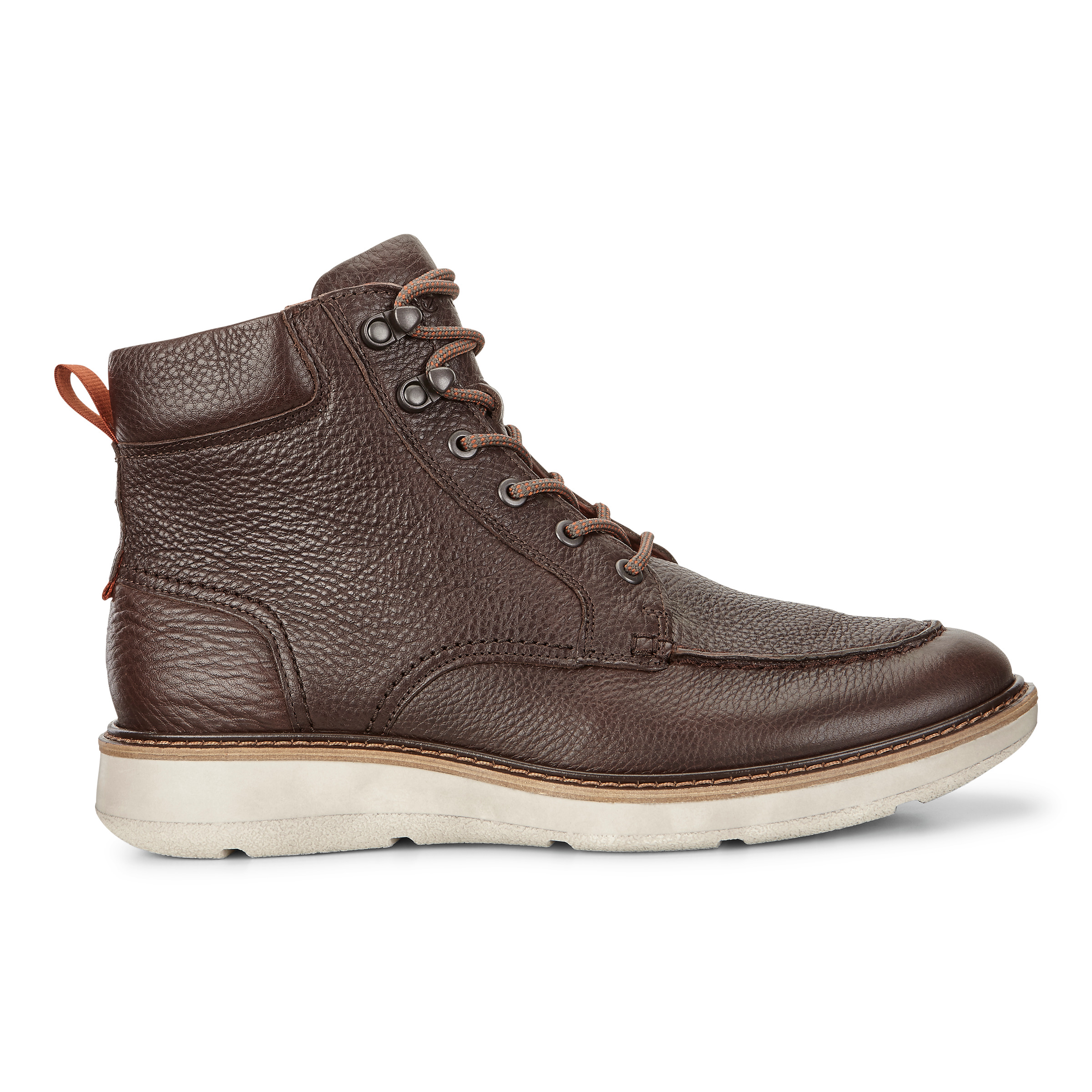 Image of ECCO Aurora Boot Size 10-10.5 Coffee