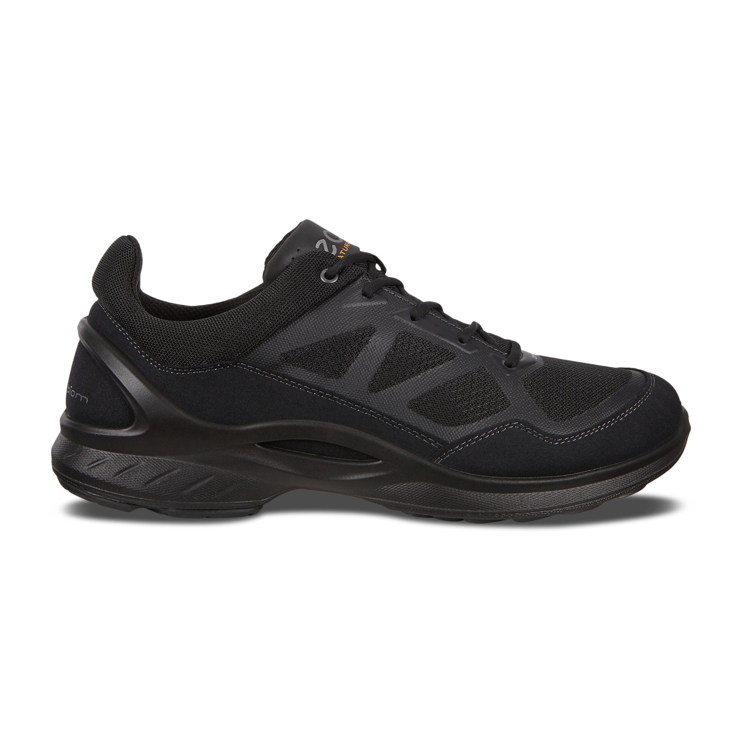 ECCO Biom Fjuel M Outdoor Shoe Sneakers Size 10-10.5 Black