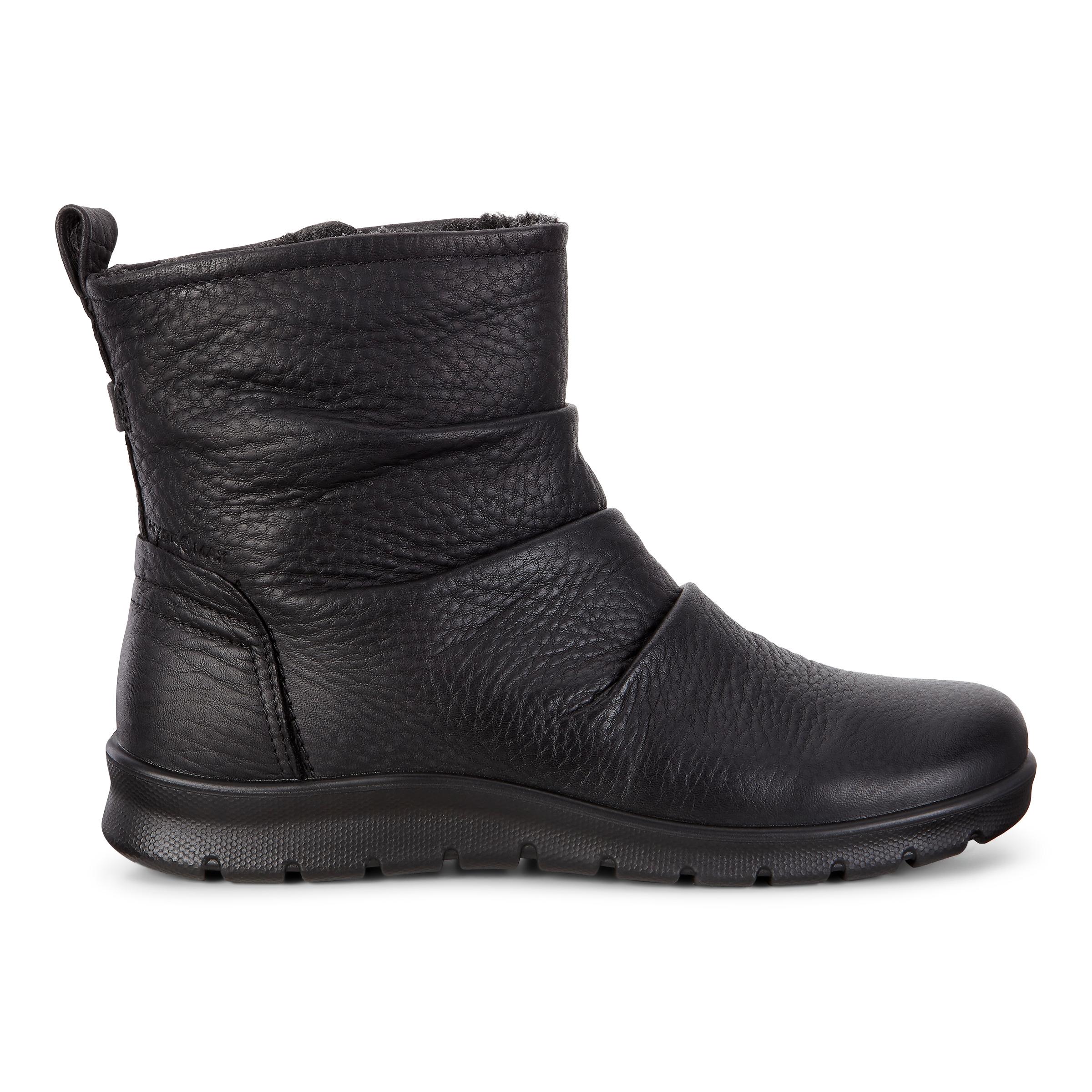 ECCO Babett Boot Ankle Boot Size 5-5.5 Black