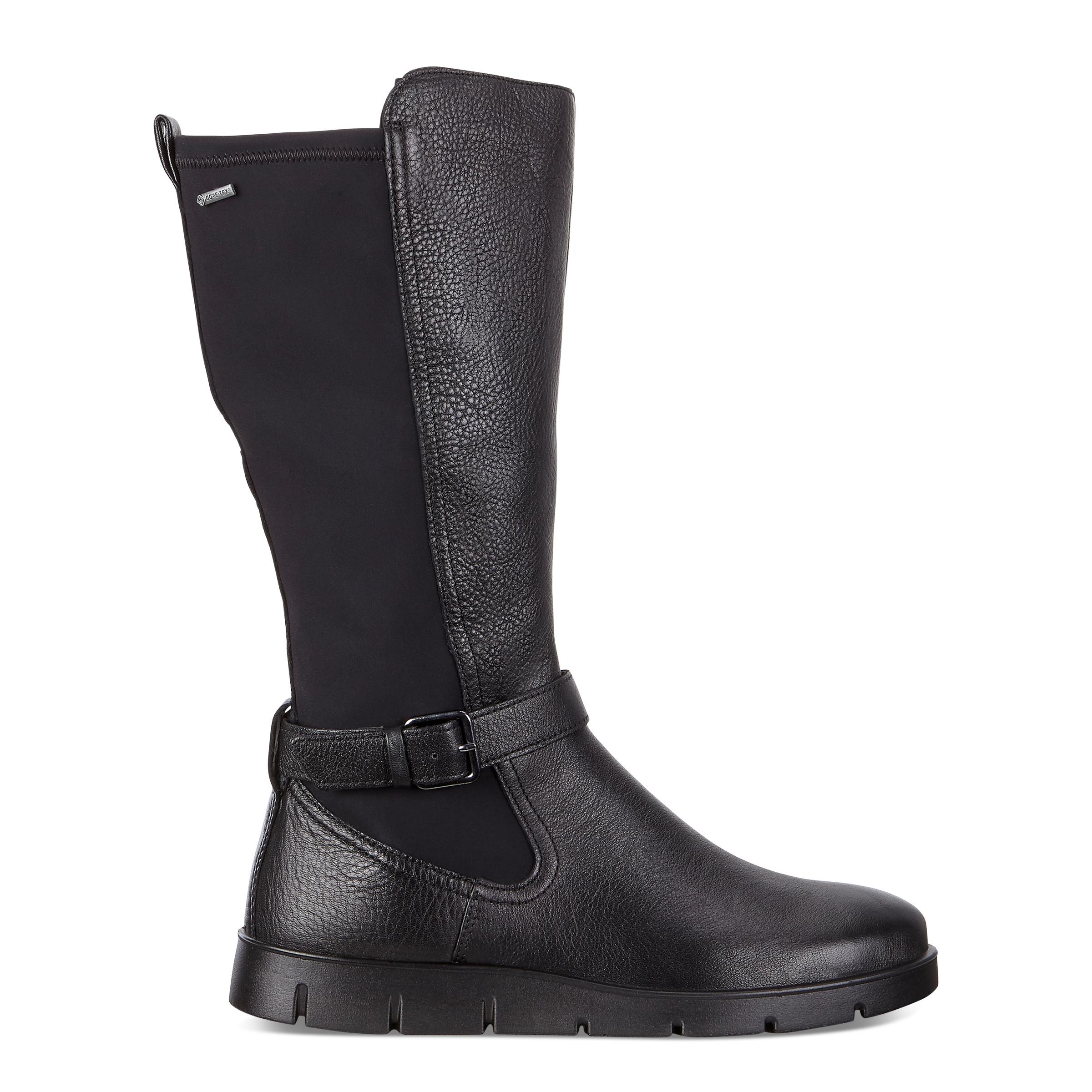 ECCO Bella Gtx Tall Boot Size 10-10.5 Black