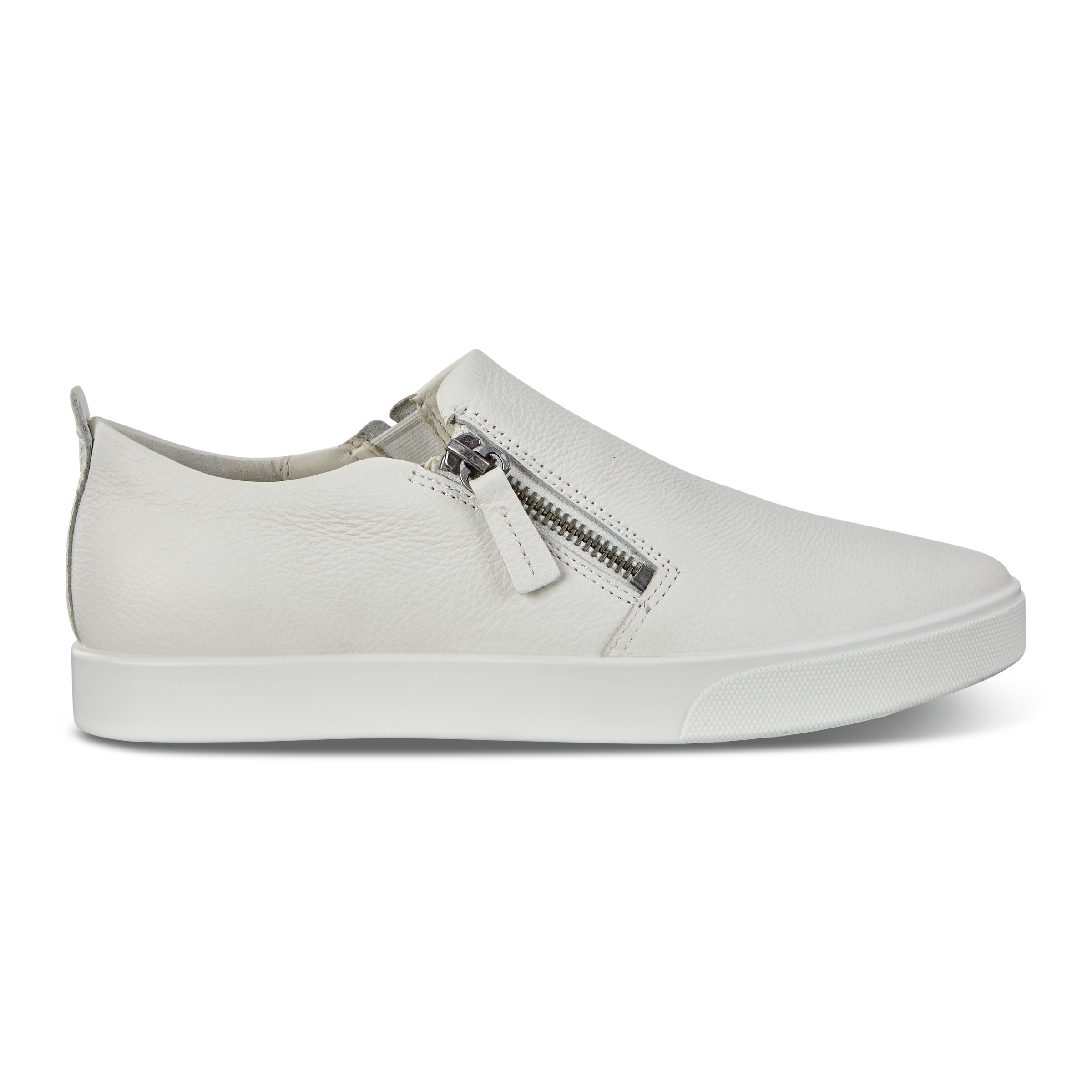 ECCO Gillian Shoe Sneakers Size 10-10.5 White