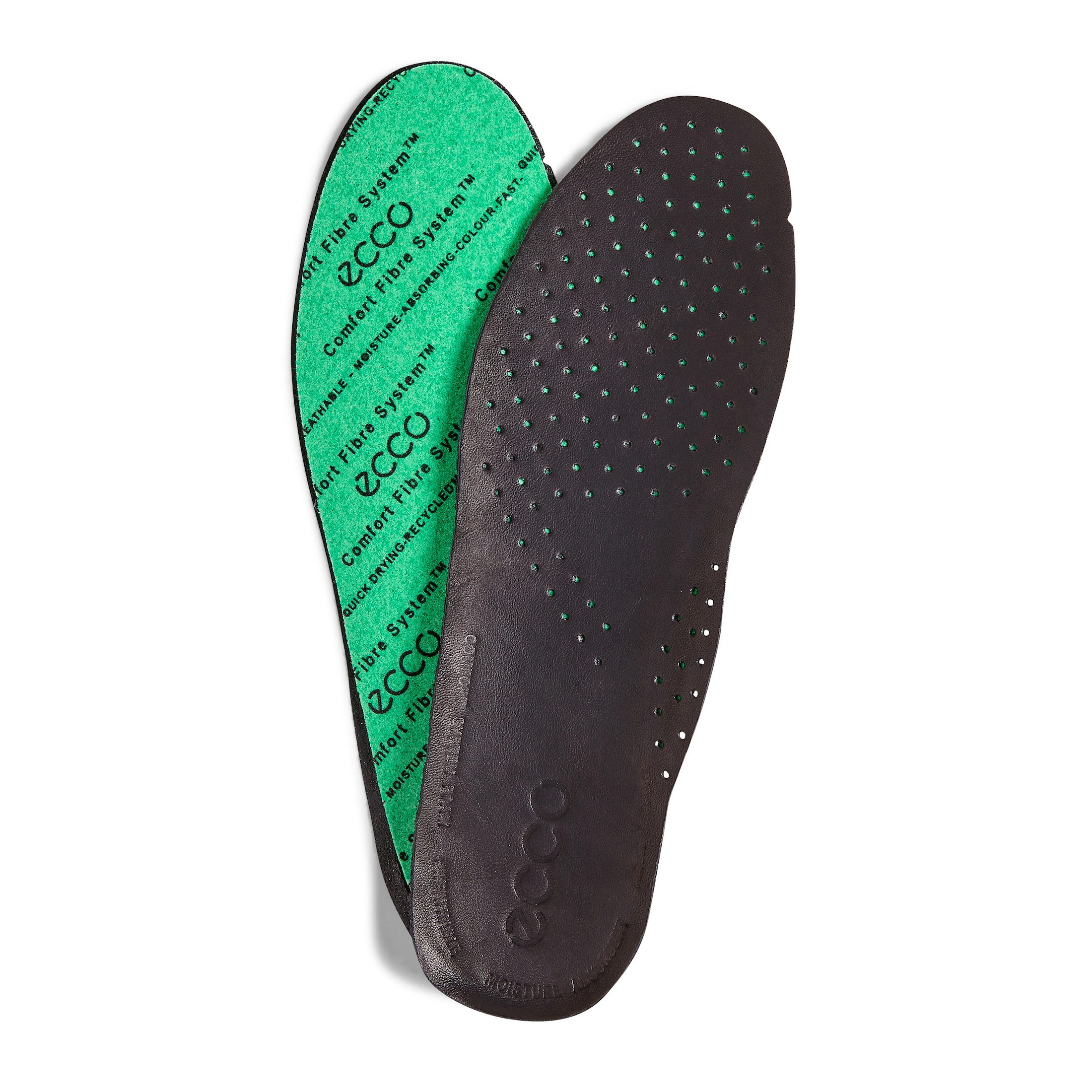 Image of ECCO Mens Cfs Leather Insole