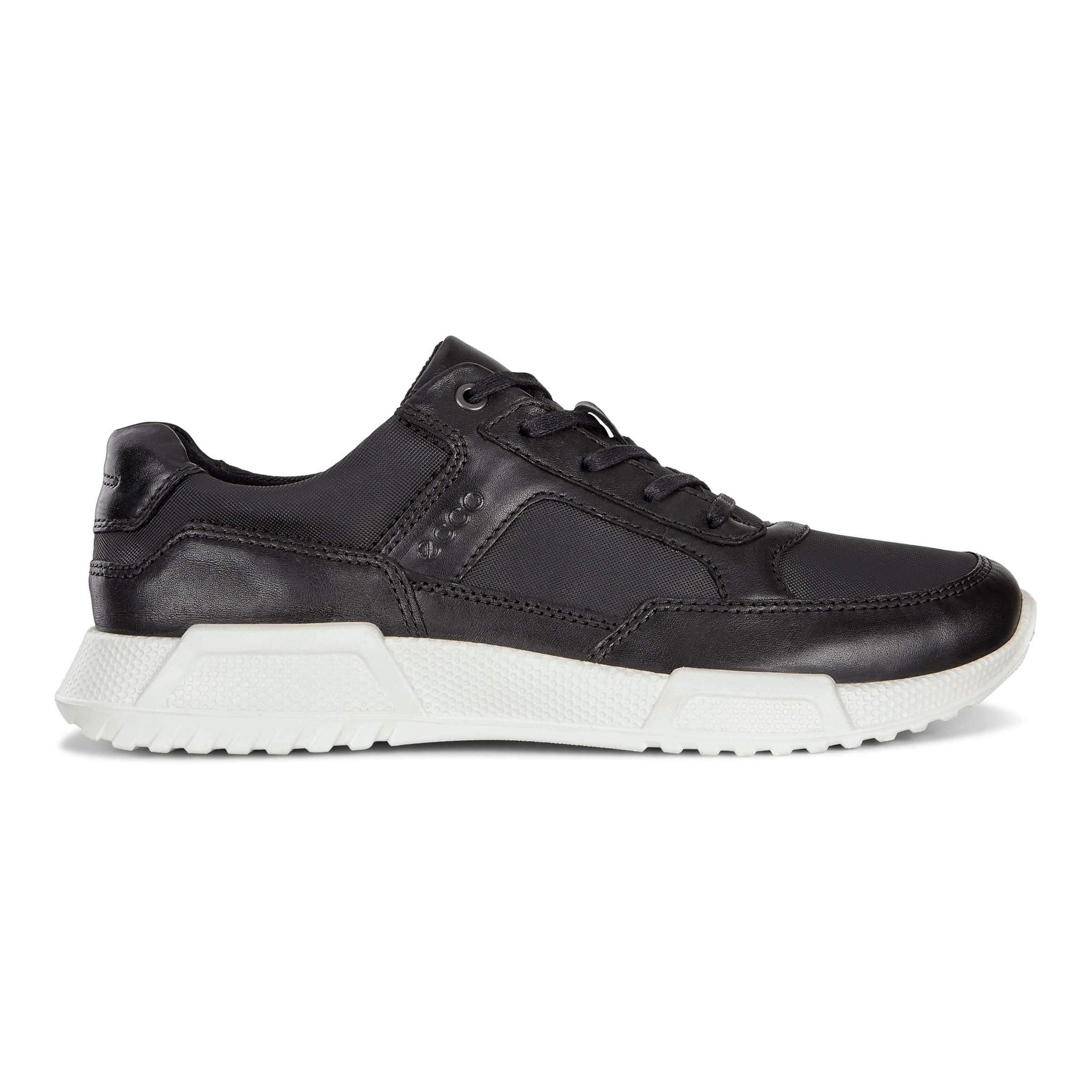 ECCO Luca Sneakers Size 8-8.5 Black